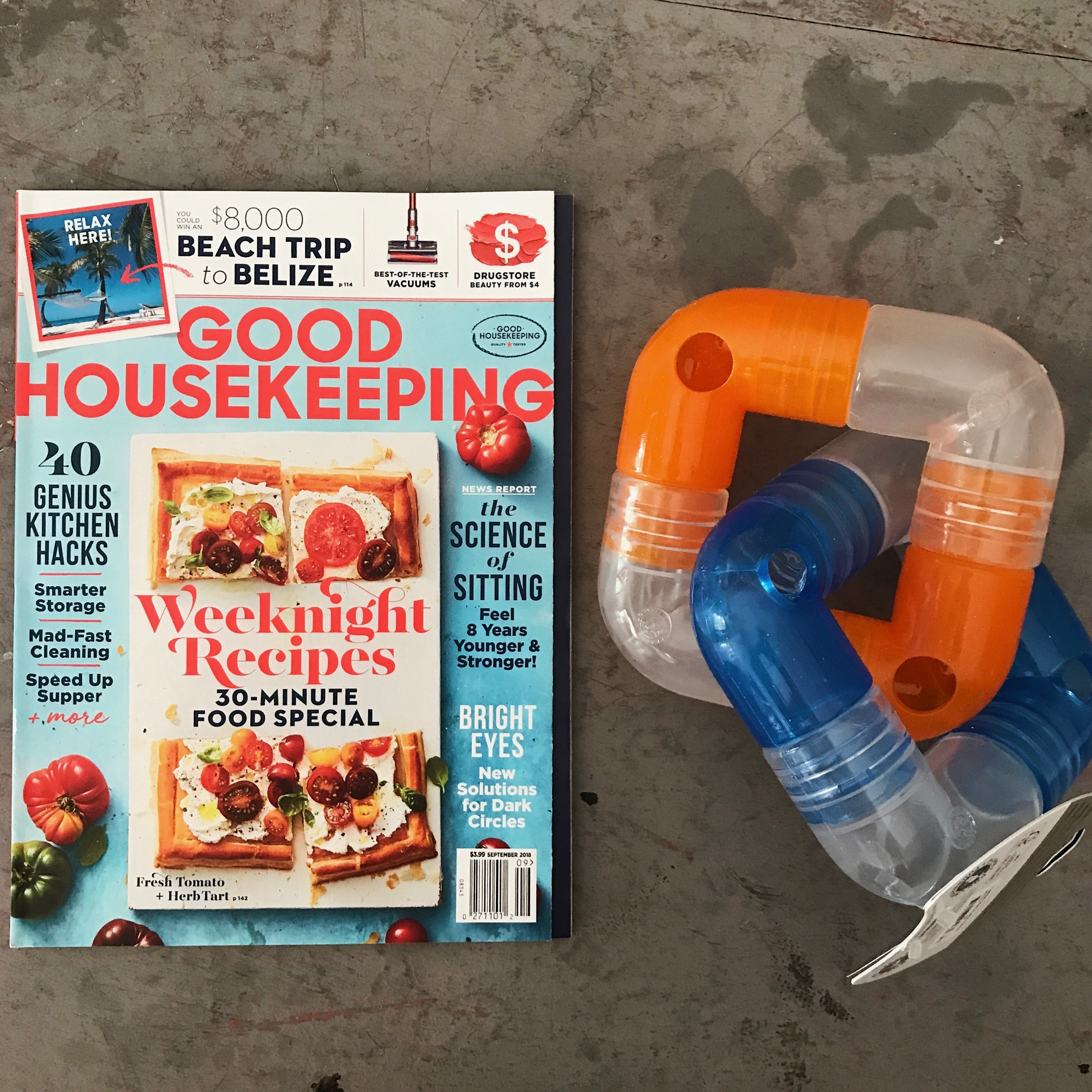 Good Housekeeping Features Planet Dog!!